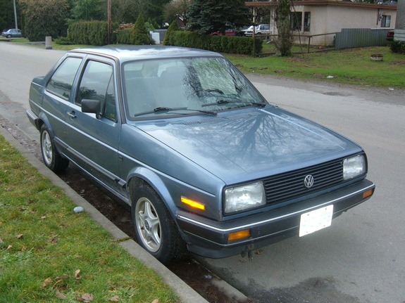 Whiteboi604 1986 Volkswagen Jetta Specs Photos