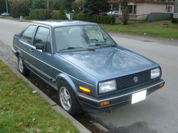 whiteboi604s 1986 Volkswagen Jetta