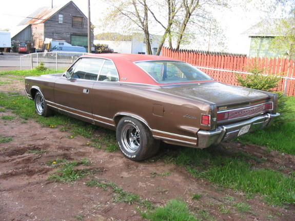 Another pipefactory 1969 AMC Ambassador post... - 7749333