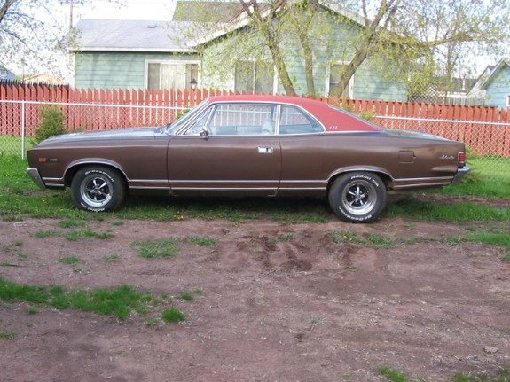 Another pipefactory 1969 AMC Ambassador post... - 7749334