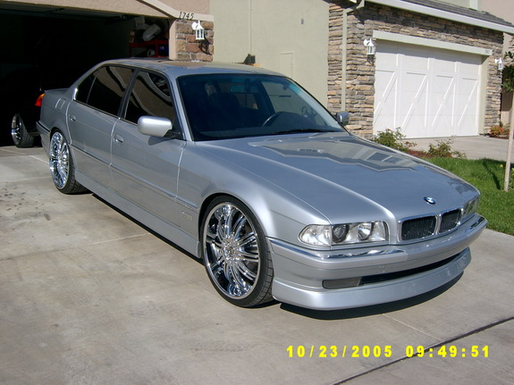 deez740il 1997 bmw 7 series specs photos modification. Black Bedroom Furniture Sets. Home Design Ideas