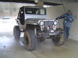 jeepimp007 1946 Willys CJ2A