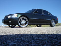 slick2003s 2001 Acura RL