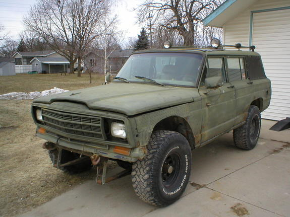 Another midnightmudders 1987 Jeep Grand Wagoneer post... - 7749980