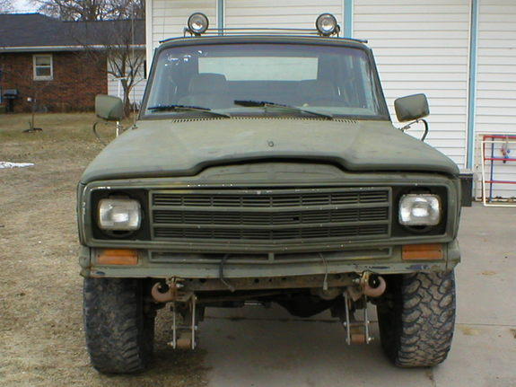 Another midnightmudders 1987 Jeep Grand Wagoneer post... - 7749981