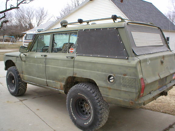 Another midnightmudders 1987 Jeep Grand Wagoneer post... - 7749989