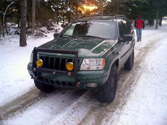 billyd12 2000 Jeep Grand Cherokee