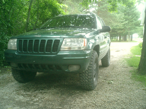 billyd12 2000 Jeep Grand Cherokee 7750965