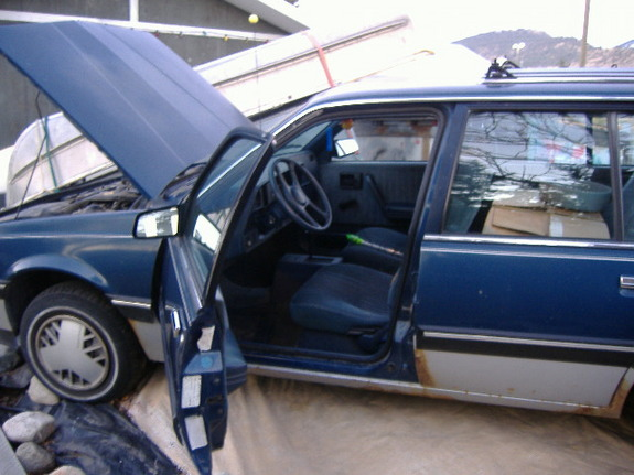 beatlesrock 1987 Pontiac Safari