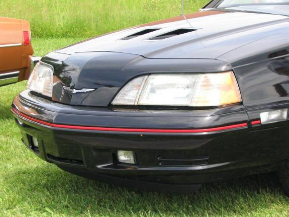 hemidakota94 1988 Ford Thunderbird