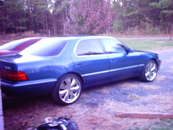 HellRellStunnas 1990 Lexus LS