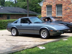 Hotrocket85s 1985 Mazda RX-7