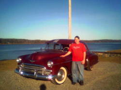 lookitsthehayes 1950 Chevrolet Master Deluxe