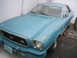 commefou 1977 Ford Mustang II