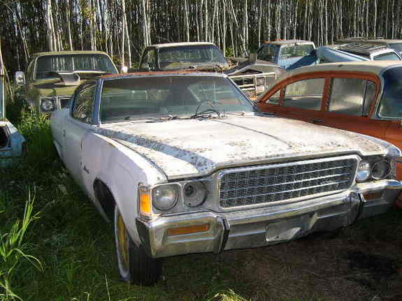 Another bikemaker 1972 AMC Ambassador post... - 7756257