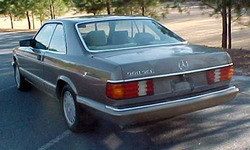 LarryDs 1989 Mercedes-Benz S-Class