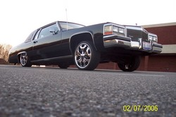 kaddykings 1984 Cadillac DeVille