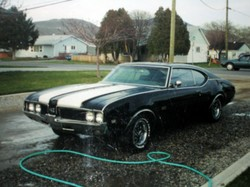 69-442s 1969 Oldsmobile 442