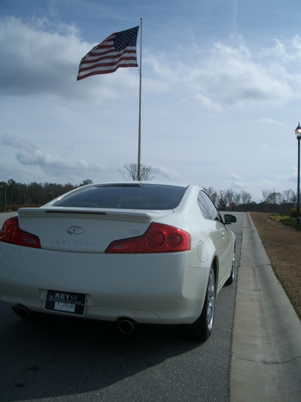 Another chromegalant 2006 Infiniti G post... - 7758744