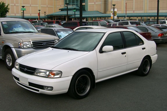 white_wash 1998 Nissan Sunny Specs, Photos, Modification ...