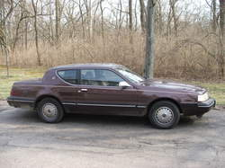 Agoose12 1988 Mercury Cougar