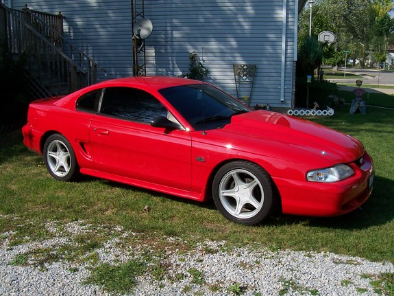 Darcyb 15 1994 Ford Mustang Specs Photos Modification