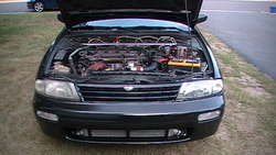 hotlicias 1994 Nissan Altima