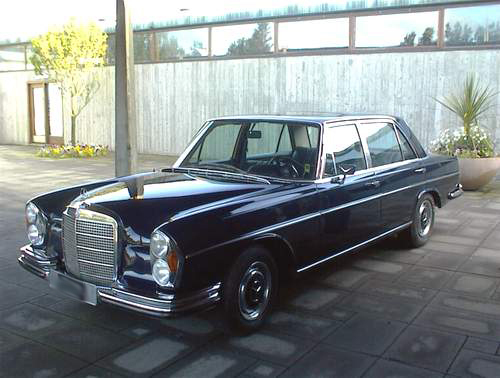 Another AngelsInGraves 1972 Mercedes-Benz S-Class post... - 7761259