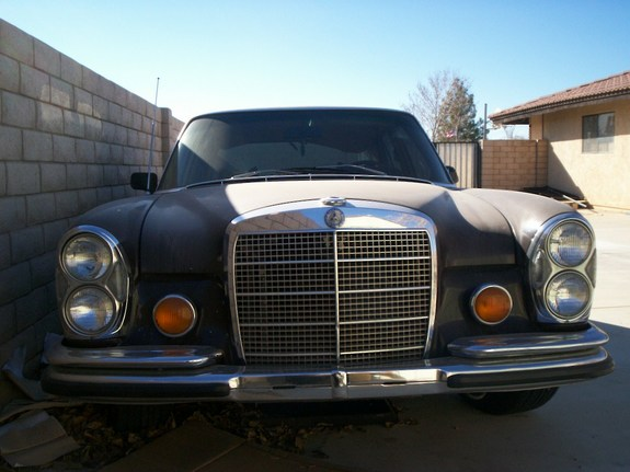Another AngelsInGraves 1972 Mercedes-Benz S-Class post... - 7761262