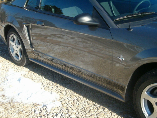 Another GREEN4GO 2002 Ford Mustang post... - 7762713