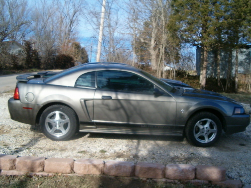 Another GREEN4GO 2002 Ford Mustang post... - 7762714