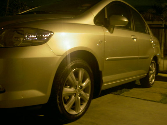 Naza1715's 2005 Honda City