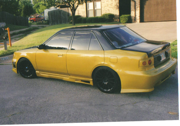 1992 mazda protege turbo kit