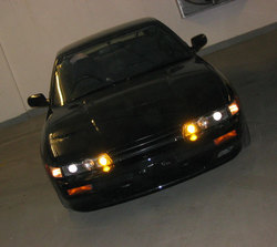 GTiR74s 1991 Nissan 180SX