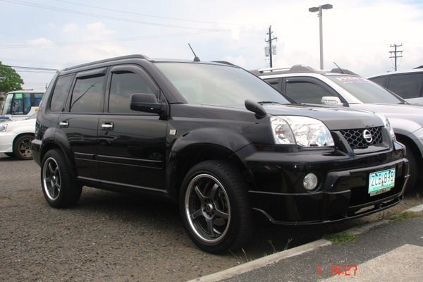 air909 2005 nissan x trail specs photos modification. Black Bedroom Furniture Sets. Home Design Ideas