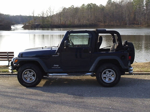 Another B33GL3 2005 Jeep Wrangler post... - 7794220