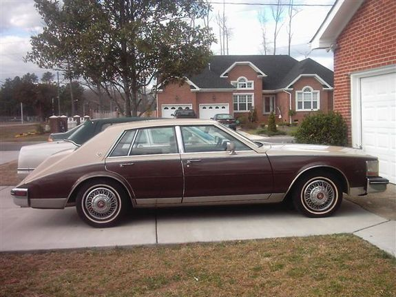 Cadillac8596 1985 Cadillac Seville Specs Photos Modification Info