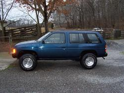 SuperCrows 1995 Nissan Pathfinder