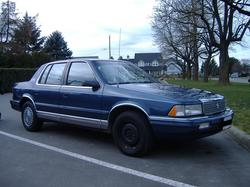 Tizzycent 1990 Plymouth Acclaim