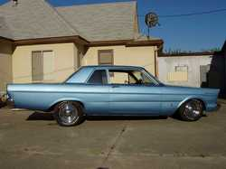 ronnyjottens 1965 Ford Galaxie