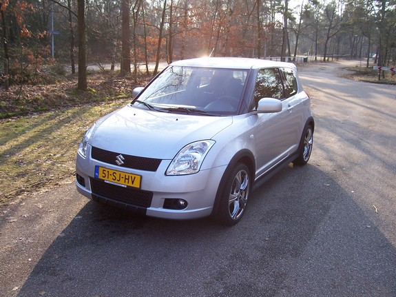 nieuweswift 39 s 2006 suzuki swift in oldenzaal. Black Bedroom Furniture Sets. Home Design Ideas