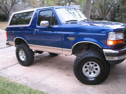 zwright 1996 Ford Bronco