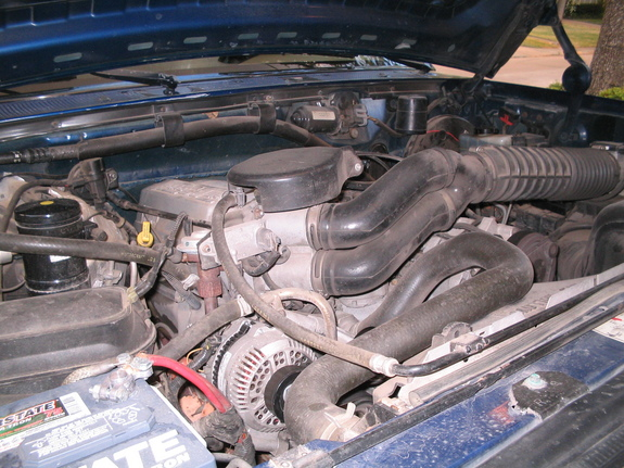 Another zwright 1996 Ford Bronco post... - 7891408