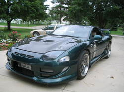 shwampthings 1994 Mitsubishi 3000GT