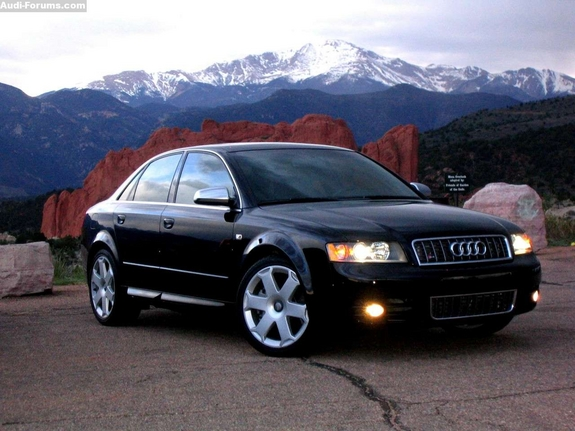 audi4power 2004 audi s4 specs photos modification info at cardomain. Black Bedroom Furniture Sets. Home Design Ideas