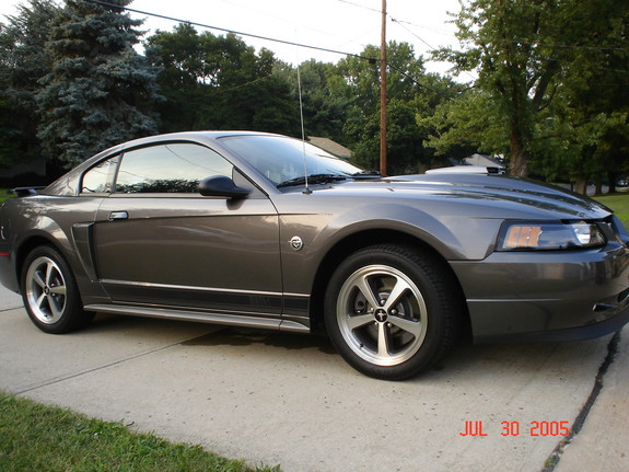 SilverStang23 2004 Ford Mustang 7771829