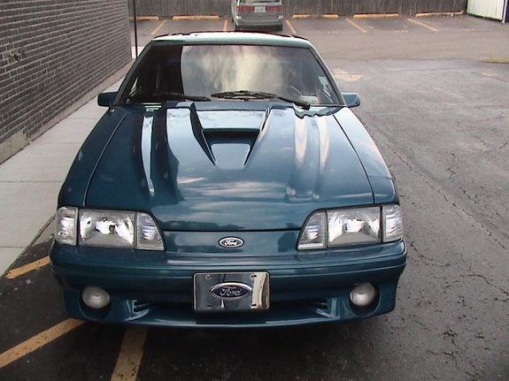 01lankin 1992 Ford Mustang