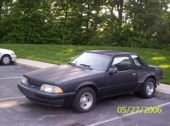 4stanger 1988 Ford Mustang 7776973