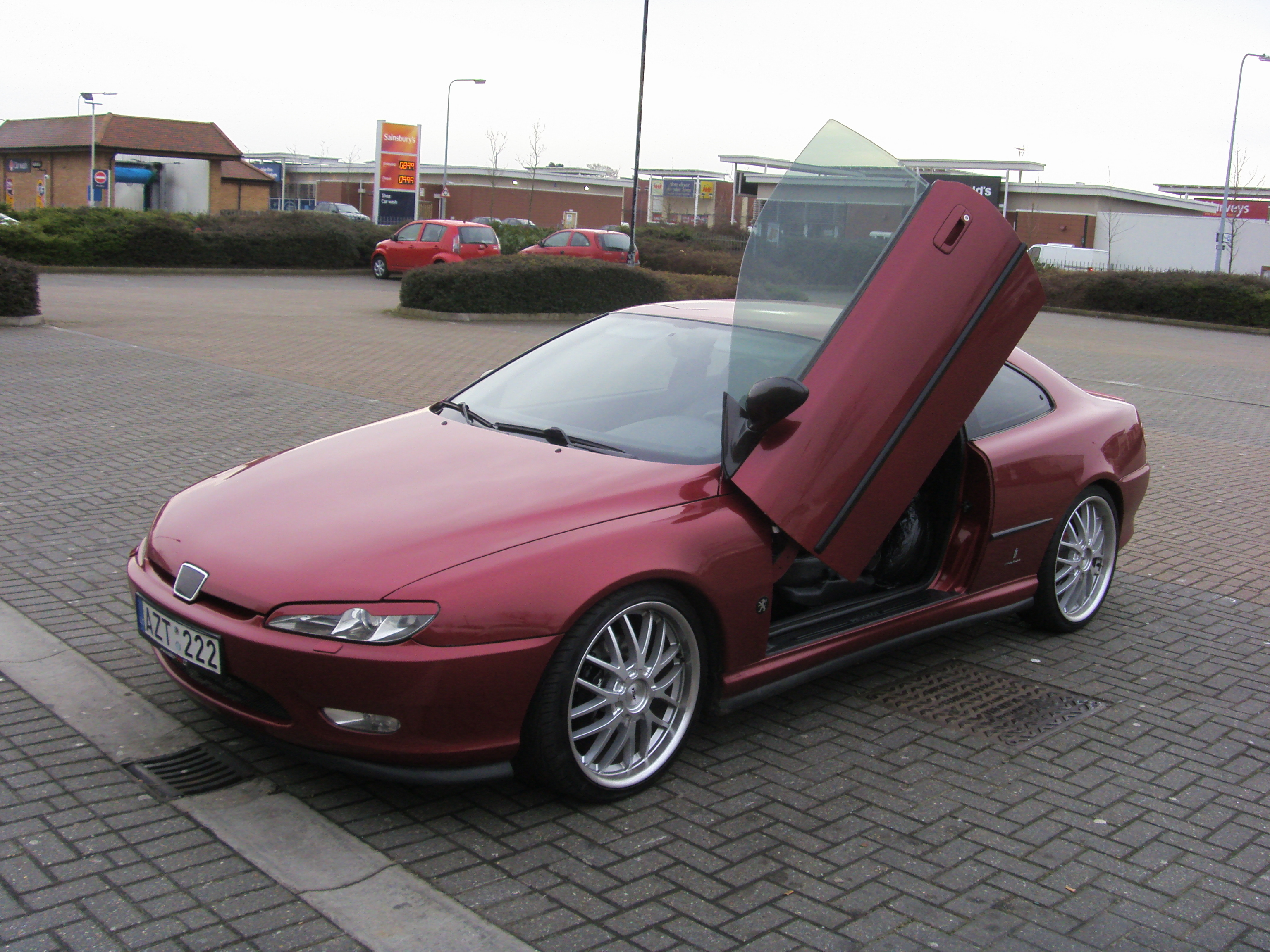 Linukas 1997 Peugeot 406 Specs Photos Modification Info