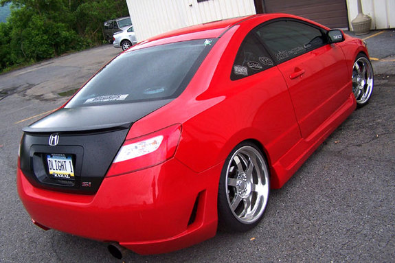 Project Civic Bodykit